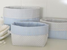 Baby Accessoires, Ideas Originales, Etsy, Storage, Maternity, Ralph Lauren, Inspiration, Scrappy Quilts, Sewing Baskets