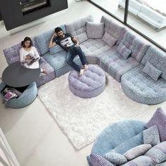 10 idées pour rendre votre intérieur plus cosy grâce à des coussins de sol
