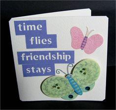 handmade friendship cards - Google Search