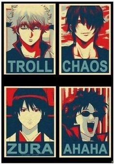 King of Anime : GINTAMA!