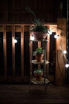 Rope Lights Lowes 45Ft 100Light White Led Solar Bulbs String Lights  Back Yard