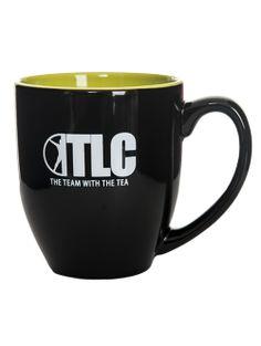 TLC Coffee Mug - Black #shopmytlc