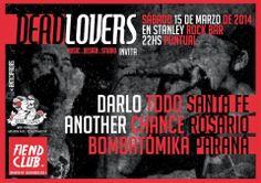 HOY 15/03 | 22:00 hs. (Puntual) * Another Chance * Darlo Todo * Bombatómika En Stanley Rock Bar (25 de Mayo 3301) Santa Fe (SF) Entrá en el Blog de CGCWebRadio y enterate de todo!!! Twitter Seguinos en: @CGCWebRadio Argentina (https://twitter.com/CGCWebRadio) Facebook Hacete Fan en: /CGCWebRadio (https://www.facebook.com/CGCWebRadio)