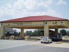 Maxwell AFB - Montgomery, Alabama (Home of Air University)