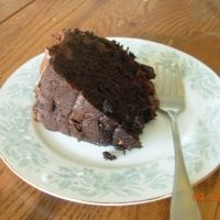 The Official Killer Chocolate Cake Recipe