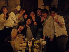 代々木「ひつじや」で ひつじや各国料理を食べまくり&美味しいワイン飲みまくり♪ Ichigo Ichie, Painting, Painting Art, Paintings, Drawings