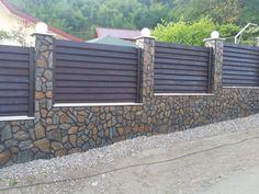 Boundary Walls, Garage Doors, Outdoor Decor, Fence Ideas, Greenhouses, Decorating Ideas, Home Decor, Log Homes, Italia