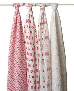 Aden and Anais Blankets - The BEST swaddling blankets!