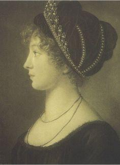 Empress Elisabeth Alexeivna, wife of Alexander I