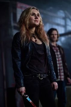 Supernatural 30 Day Challenge. Day 16: Favorite Demon. Meg! She's so sneaky and conniving, plus she has some really great lines. :)