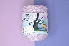 Køb Spagetti, tube garn her hos os på www. Light Purple, Mini, Lavender, Threading