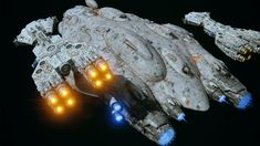 Spaceship Art, Spaceship Design, Spaceship Concept, Concept Ships, Nave Star Wars, Star Wars Rpg, Star Wars Ships, Star Wars Sequel Trilogy, Star Wars Novels