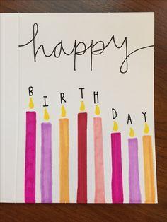 Resultado de imagen para diy birthday cards for boyfriend