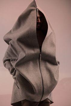 Scruli Recht's Menswear Collection - 2012/13,