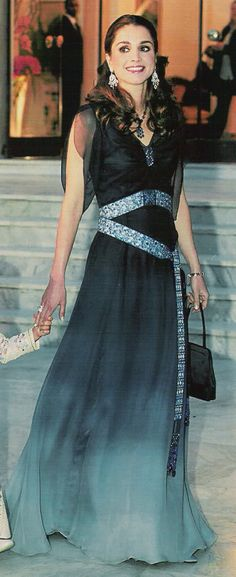 I like the belt idea and the inverted ombre with the darkest color on top instead of the bottom