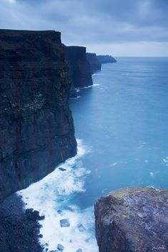 5. The #Cliffs of Moher, #Ireland - 7 Breathtaking but #Precarious Cliff #Walks around the #World ... → #Travel #Trail