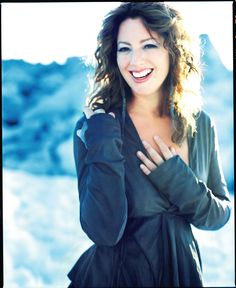 Sarah McLachlan, graceful, smart, and creative with a divine voice