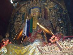 ¿Buda Maitreya?