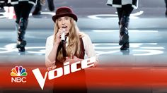 """The Voice 2015 Sawyer Fredericks - Top 6: """"Take Me to the River"""""""
