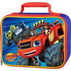 Blaze and the Monster Machines Soft Lunch Kit
