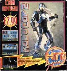 RoboCop 2 (Amiga)