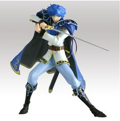We personally love the fighting stance of this Sigurd Fire Emblem trading figure! AnimeStuffStore.com