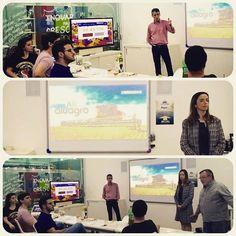 """Aluagro se destaca com uma das melhores apresentações de pitch do Lemonade! """" A força da equipe é cada membro individual. A força de cada membro é a equipe. """" """"Pessoas de sucesso edificam uns aos outros ! Eles motivam inspiram e empurram uns aos outros !"""" #Lemonade #Innovation #Algar #Unialgar #Technology #Agronegocio #gestaodepessoas #gestaodecomportamento #comportamentodenegocios #uberlandia #sustentabilidade #startupbusiness #startuplife #inovacao #brasil #minasgerais #colaboração…"""