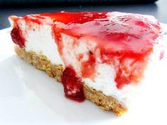 #Cheesecake de Morango