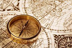compass on map - Google zoeken