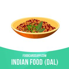 Dal is a ready source of proteins for a balanced diet containing no meat.  #dal #daal #dhal #lentils #indianfood #food #english #englishlanguage #learnenglish #studyenglish #language #vocabulary #dictionary #englishlearning