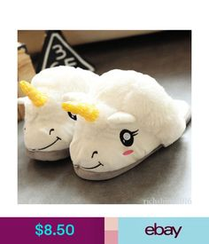 Women's Shoes Slipper Indoor Novelty For Lovers Winter Warm Slippers Lovely Cartoon Panda Face Soft Plush Household Thermal Shoes 26cm 10.
