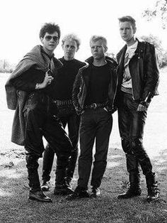 Depeche Mode,voted most intellegent band.