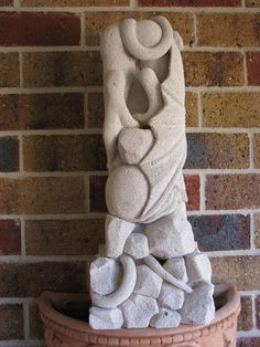 Hebel Carving.