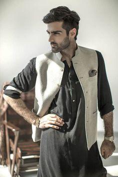 98f46cd5815a Republic by Omar Farooq Eid Collection 2015 for Men (5) Kamiz