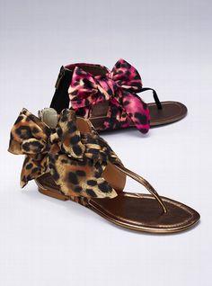 vs leopard flats :)