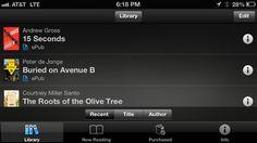 Sony Reader for iOS