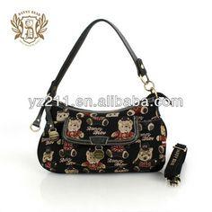 Fashion Trend Brand Handbag Big Brand Branded Lady Handbags