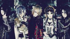 Versailles - a Japanese visual kei band