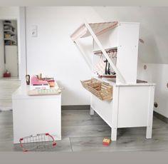 Kitchen Colors: 60 Ideas, Tips and Combinations - Home Fashion Trend Ikea Kids Bedroom, Ikea Playroom, Ikea Forsa, Ikea Kitchen Diy, Toddler Kitchen, Cocina Diy, Kids Room Organization, Kids Room Design, Kids Decor