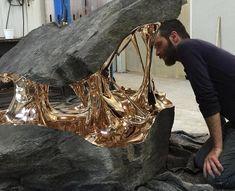 Французский скульптор Romain Langlois — настоящий алхимик современности - Ярмарка Мастеров - ручная работа, handmade