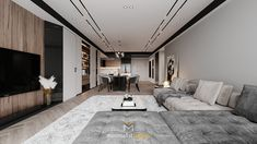 Living Room Inspiration, Modern House Design, Taiwan, Architecture Design, Indoor, Behance, Graphic Design, Furniture, 5th Avenue