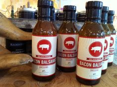 Tasty Treats : Bacon Balsamic   tedkennedywatson.com