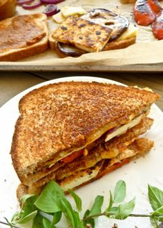Sandwiches n wraps on Pinterest | Sandwiches, Club Sandwich Recipes ...