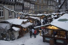 Goslar Christmas Market, Germany | 39 Christmas Markets Across Europe To Visit Before You Die