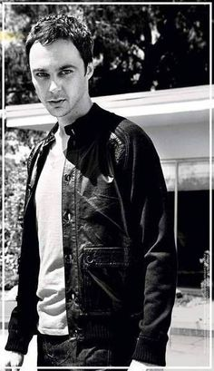 That awkward moment when Sheldon Cooper is hot...