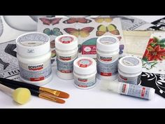 Decoupage - YouTube Decoupage, Complex Art, Handmade Decorations, Shinee, Textile Art, Creative Art, Make It Yourself, Vintage, Youtube