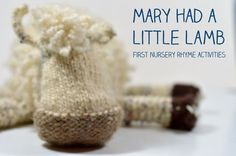Mary Had A Little Lamb: Help Mary Find Her Little Lamb with this fun circle game!