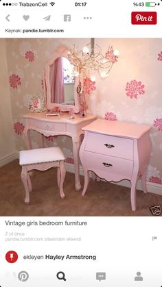 For the girl room