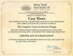 Interior Design School - New York Institute of Art and Design