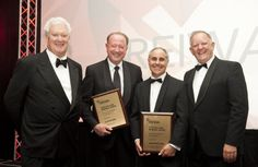 The Real Estate Institute of Western Australia held its annual Awards for Excellence on Thursday 17 September at Crown Perth. So proud of our MD John Percudani for being awarded the Kevin Sullivan Award alongside Alan Bourke of Bourkes Property. Realmark was also inducted into the REIWA Hall of Fame this year!